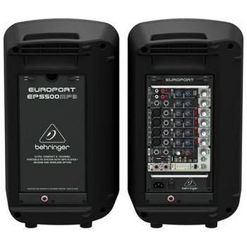 BEHRINGER EPS-500 MP3 Sistema Behringer 500W, EPS500 MP3 Pareja