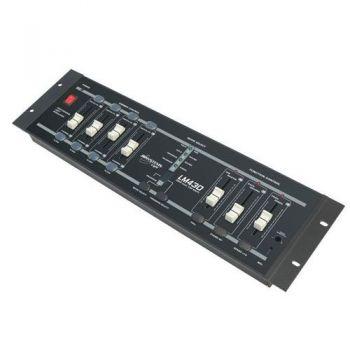 JBSYSTEMS LM 430 Programador de Luz de 4 Canales DMX