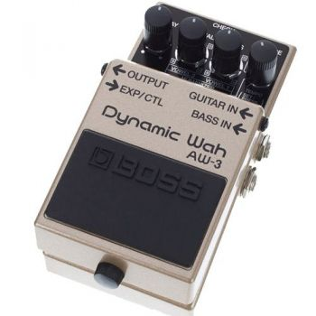 Boss AW 3 Pedal Compacto