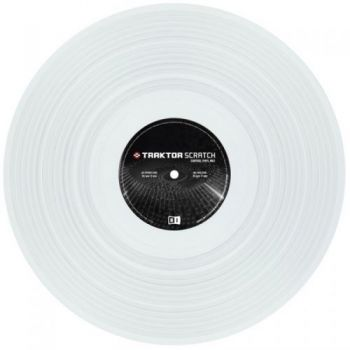 NATIVE INSTRUMENTS Vinilo Blanco V2