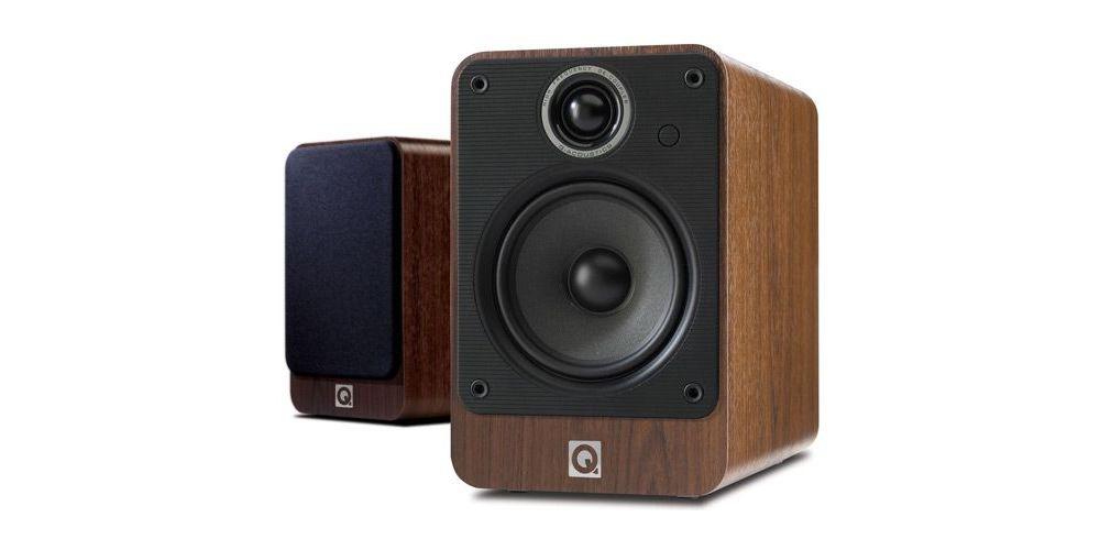 Q Acoustics 2010i walnut