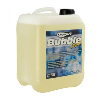 Showtec Bubble Liquid 5 Litros 80360