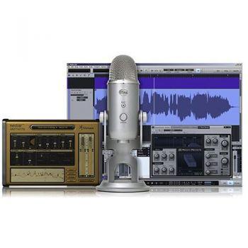 BLUE YETI STUDIO BUNDLE Microfono USB Para Grabacion