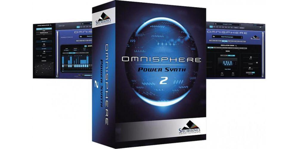 OMNISPHERE 2 SPECTRASONIC