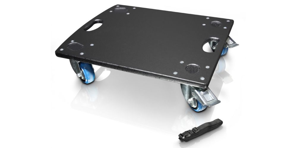 plataforma trasnporte ldsystems para altavoz
