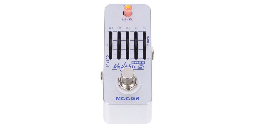 mooer graphic b front