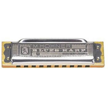 Hohner Armonica Blues Harp 532/20DX