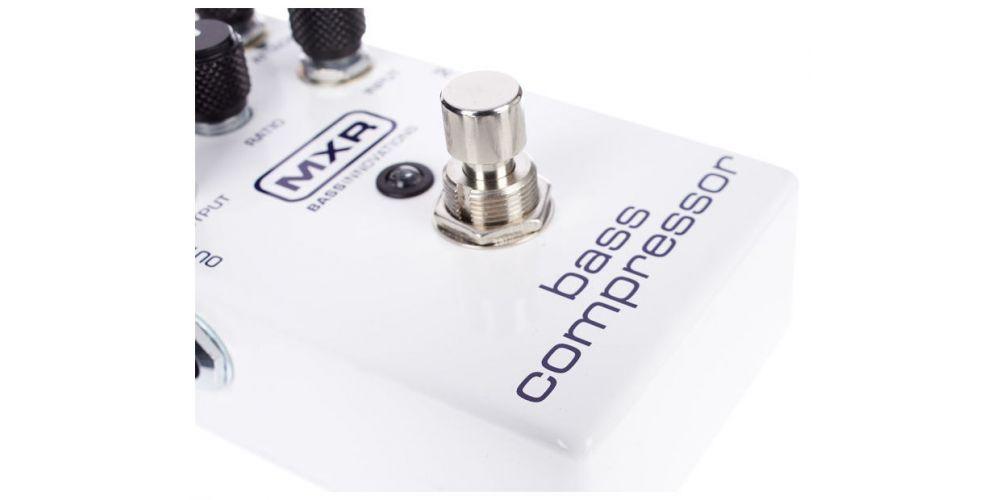 dunlop mxr m87 bass compressor push