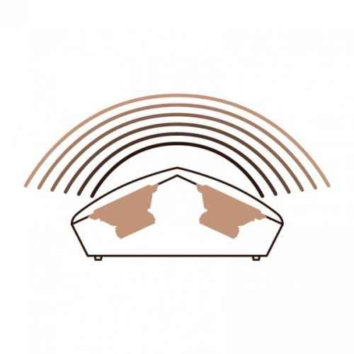 focal aria sr 900 altavoces radial