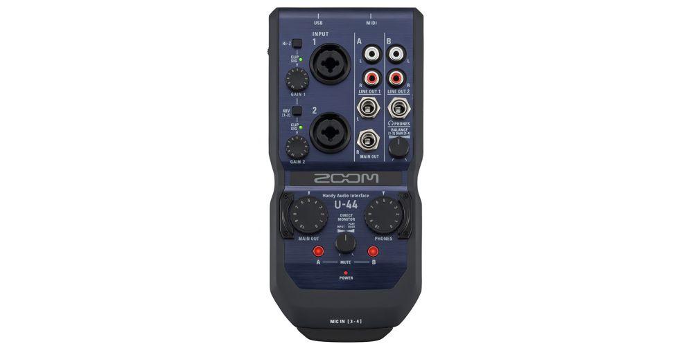 comprar interface zoom u44