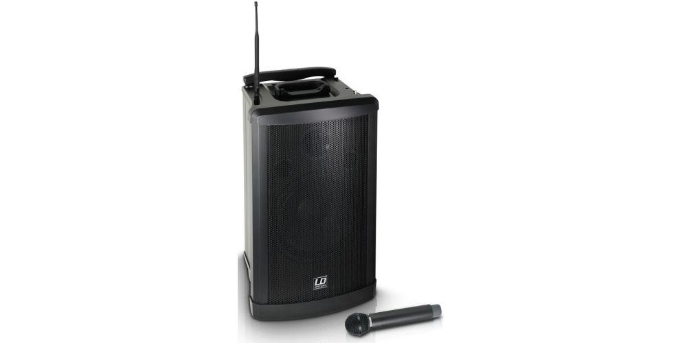 comprar altavoz portatil LDsystems RM102B6