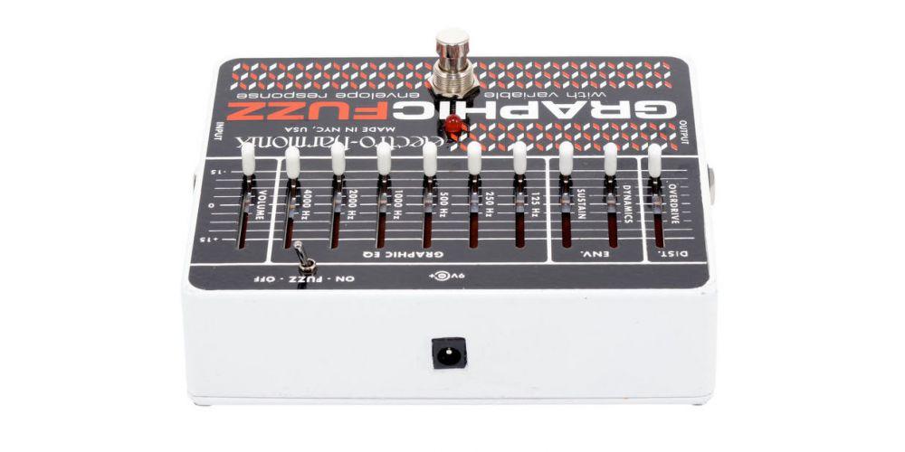 electro harmonix xo graphic fuzz 2
