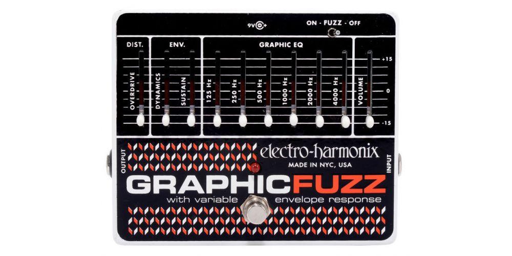 electro harmonix xo graphic fuzz 3