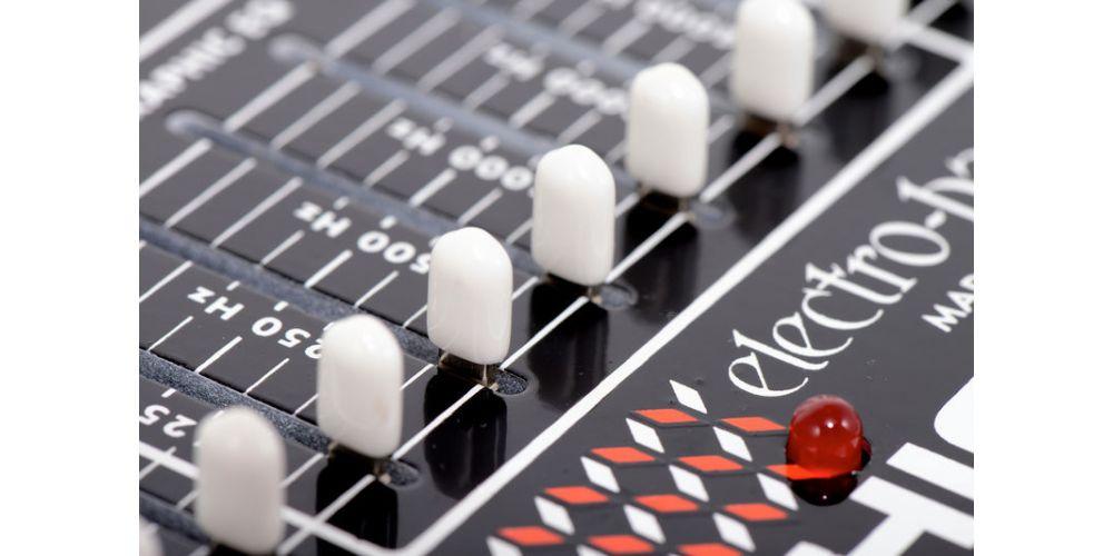electro harmonix xo graphic fuzz 4