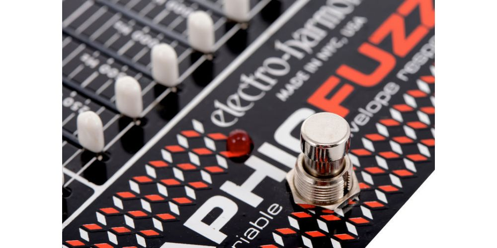 electro harmonix xo graphic fuzz 5