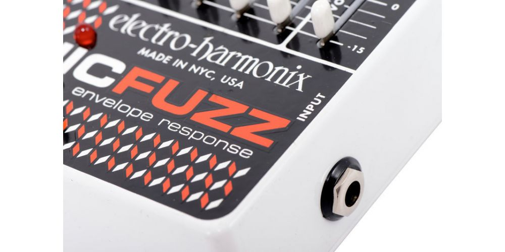 electro harmonix xo graphic fuzz 6