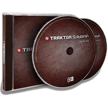 Native Instruments TRAKTOR SCRATCH TIME COD CD V2
