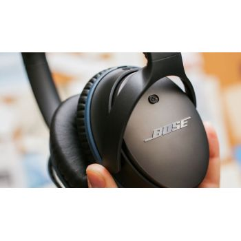 BOSE QUIETCOMFORT QC-25 SMSG Black Compatible Samsung