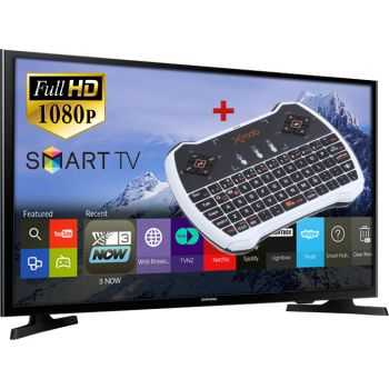 "SAMSUNG UE40J5200 Led 40"" Smart Tv + Teclado Qwerty Smart con Touch Pad"