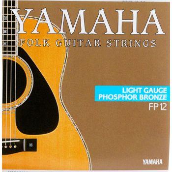 Yamaha FP12 Cuerdas Guitarra Acústica