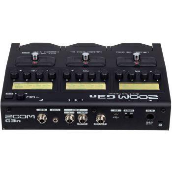 ZOOM G-3N Procesador Efectos Guitarra