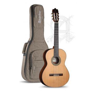 Alhambra 4 Open Pore Guitarra Acústica + Funda