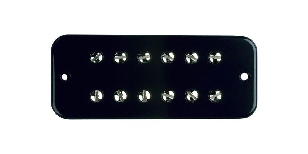 Comprar Dimarzio DLX 90 negra DP164BK