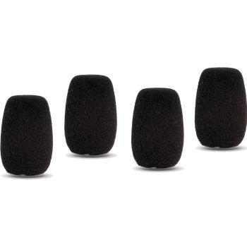 SHURE Pack 4 Paravientos negros para flexo Centraverse.