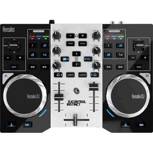 Comprar HERCULES DJ CONTROL AIR S PARTY PACK FRONTAL