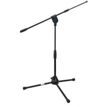 DAP Audio Soporte de microfono con brazo telescopico corto