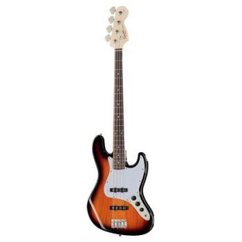 Fender Squier Affinity Serie Jazz Bass Brown Sunburst