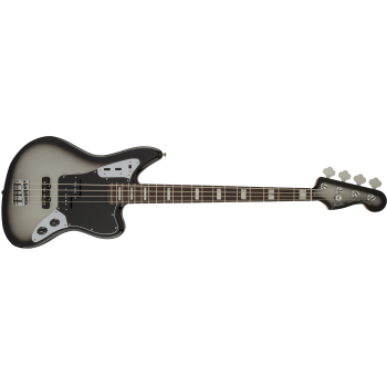 Fender Troy Sanders Jaguar Bass Rosewood Fingerboard Silverburst