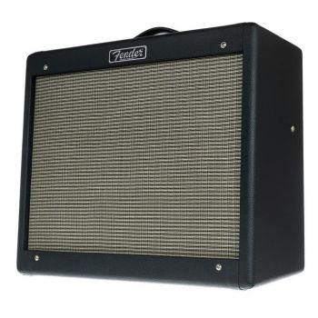Fender Blues Junior IV Black Amplificador Combo Guitarra
