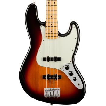 Fender Player Jazz Bass MN 3 Tone Sunburst