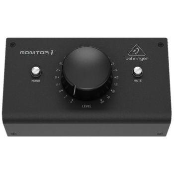 BEHRINGER MONITOR1 Control Monitor Pasivo Estereo