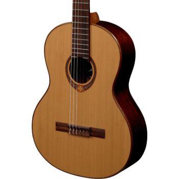 LAG OC118 Guitarra Clásica Serie Occitania Acabado Natural 4/4