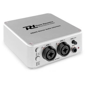 Power Dynamics Pdx25 Interface De Audio 172779