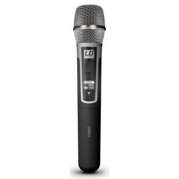 Ld Systems U508 Mc Micrófono De Mano De Condensador