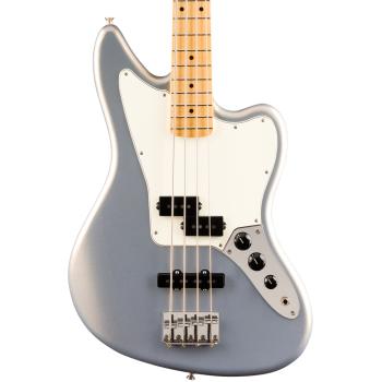 Fender Player Jaguar Bass MN Silver