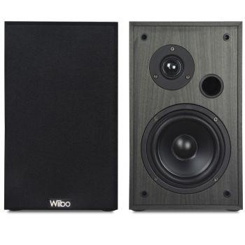 Wiibo String 15 Altavoces HiFi Estantería 100W ( pareja)
