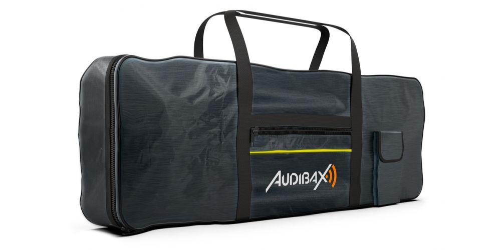 Audibax Onyx Bag 61 Bolsa Negro Ofertas