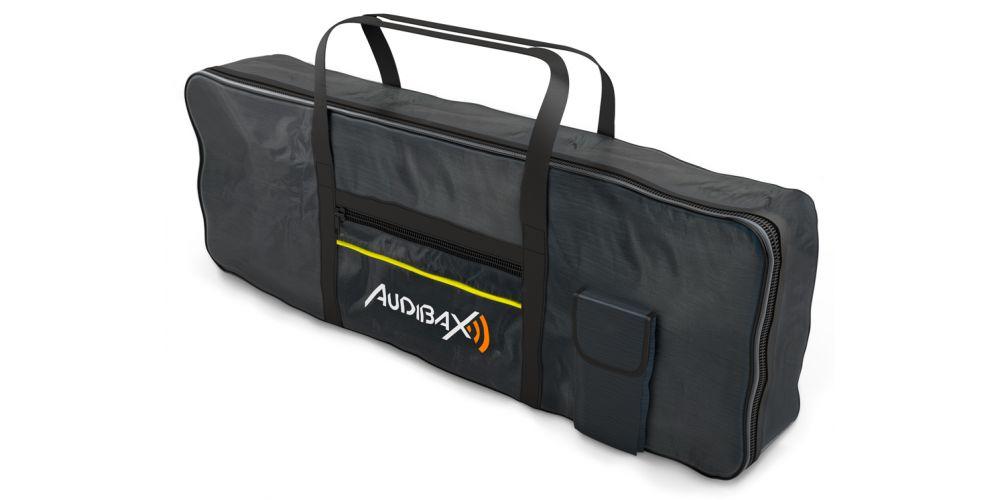 Audibax Onyx Bag 61 Bolsa Negro