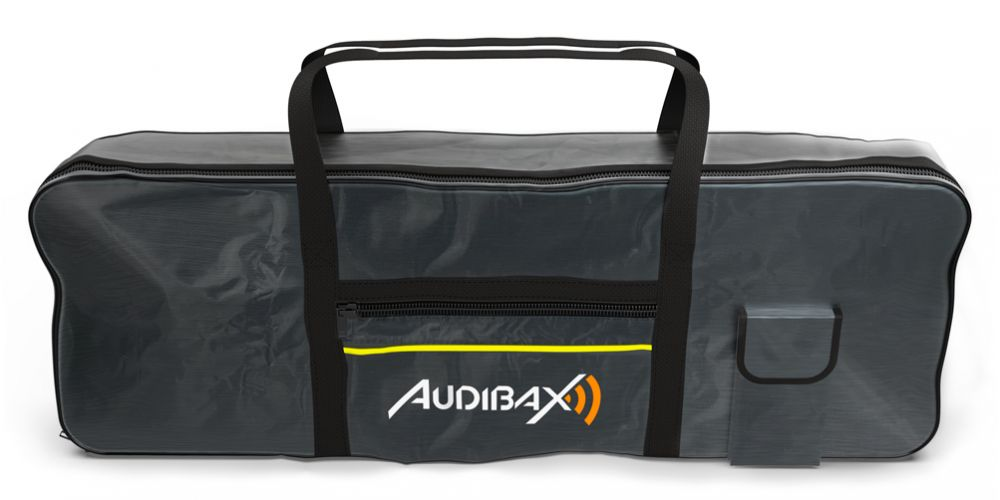 Audibax Onyx Bag 61 Negro Bolsa Comprar