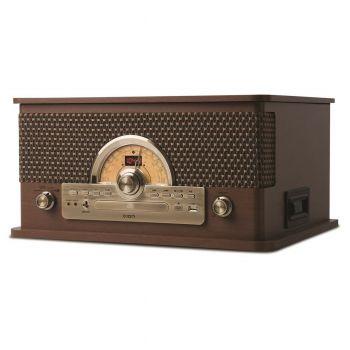 Ion Audio Superior LP Giradiscos USB Bluetooth