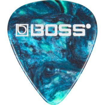 Boss BPK-12-OM Paquete 12 Púas para Guitarra