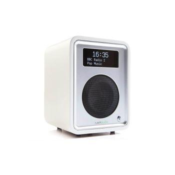 Ruark R1MK3 White Radio Fm Dab Bluetooth