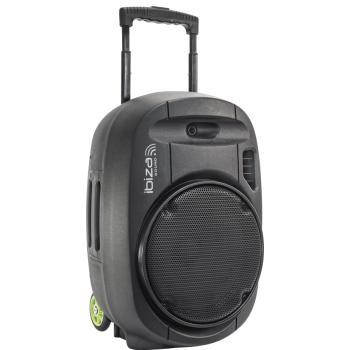 IBIZA SOUND PORT15VHF-BT Mk2 Altavoz 15 Bluetooth con bateria.