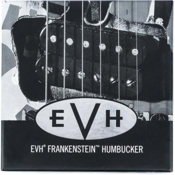 EVH Pastilla Frankenstein Humbucker Black