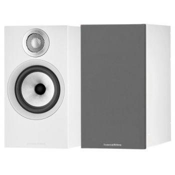 BW 607 S2 White Aniversary Edition Altavoces HiFi. Pareja. Blanco