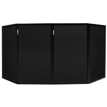 VONYX DB2B Pantalla Dj Plegable Negro 120 x 70 (4 paneles) 180049